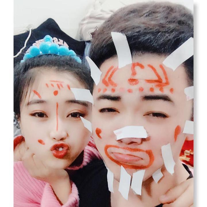 王鑫很搞笑呀!