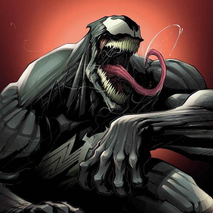 抖音Venom头像